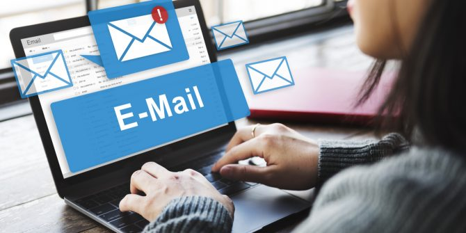 Gmail e Yahoo Mail